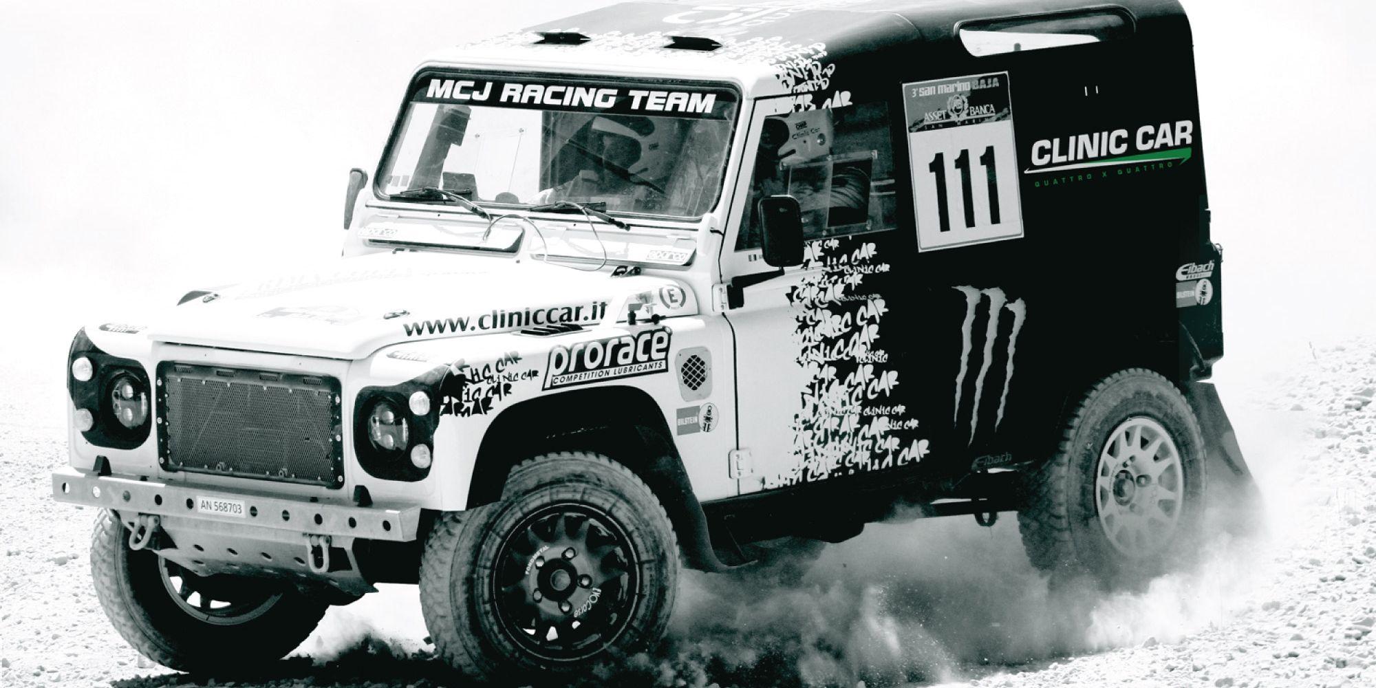 Clinic Car - Officina autorizzata Land Rover